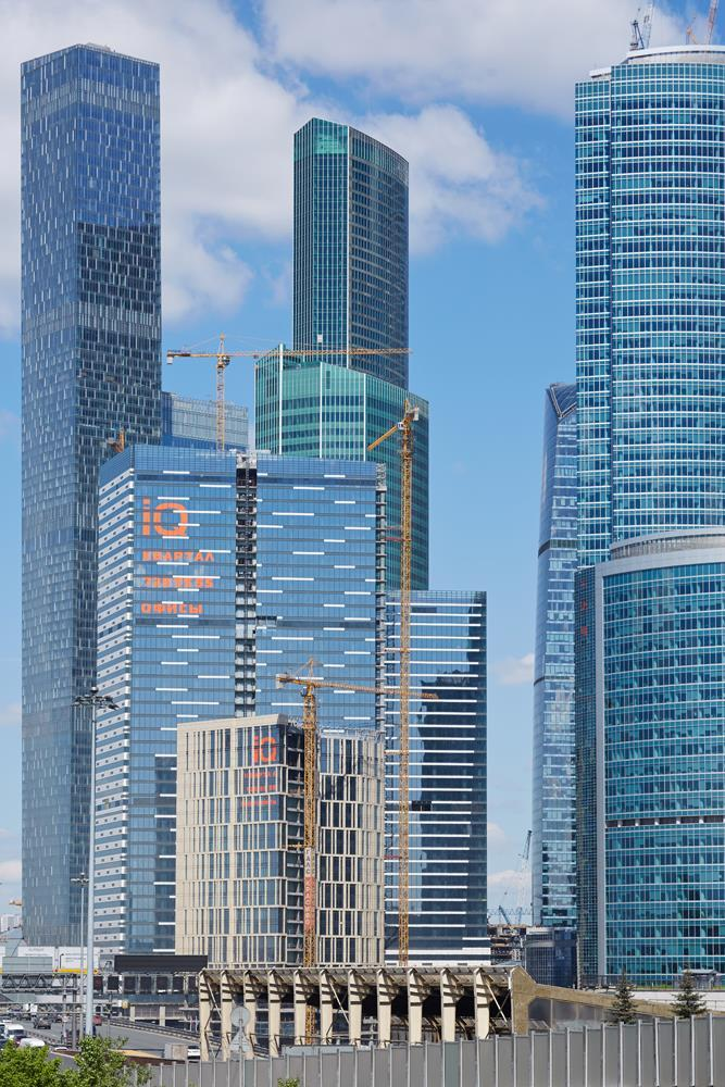 Moscow International Business Center: Foto 12