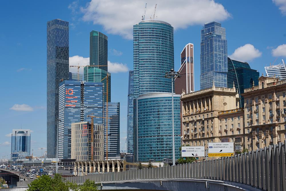 Moscow International Business Center: Foto 3