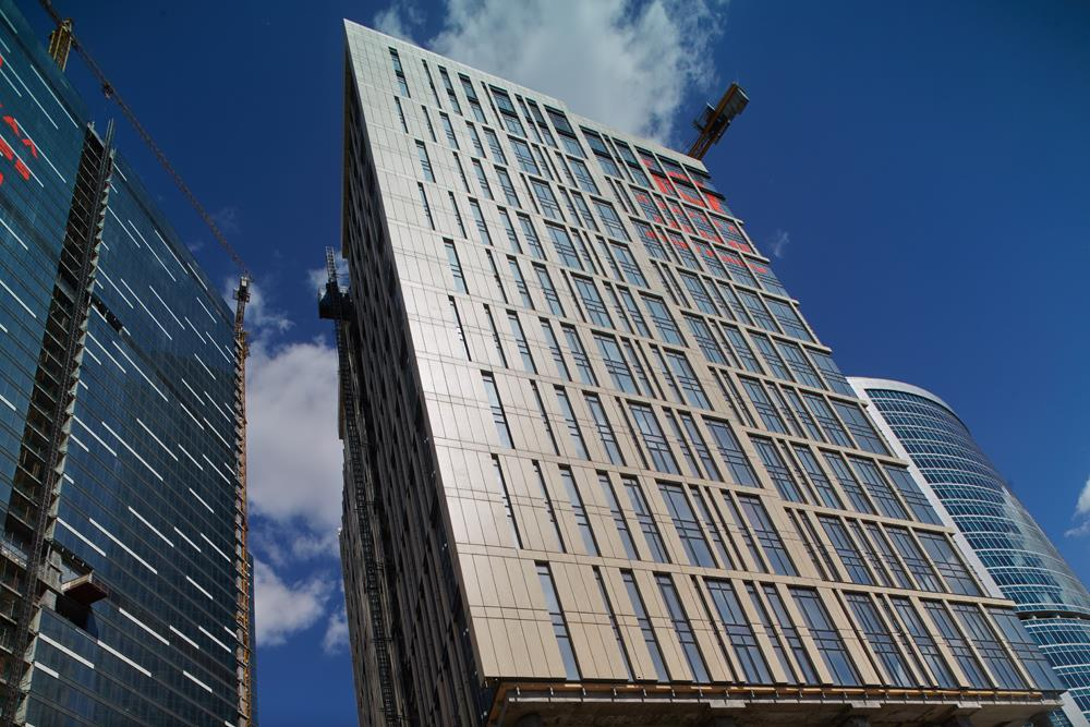 Moscow International Business Center: Foto 6