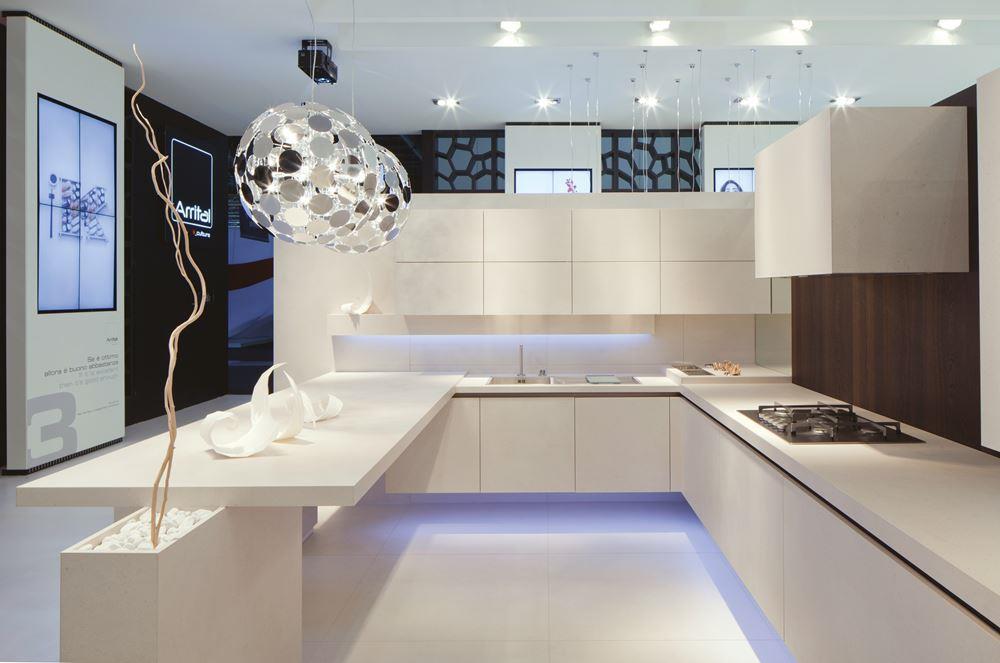 Kerlite top cucina in gres porcellanato cotto d 39 este - Cucine in kerlite ...
