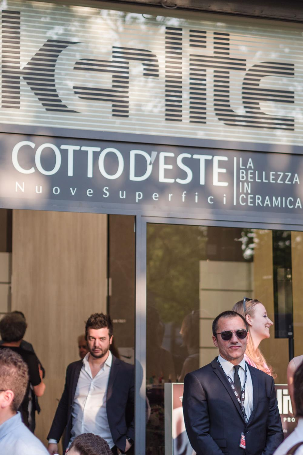 Cotto d'Este al Fuorisalone - Night out: Foto 1