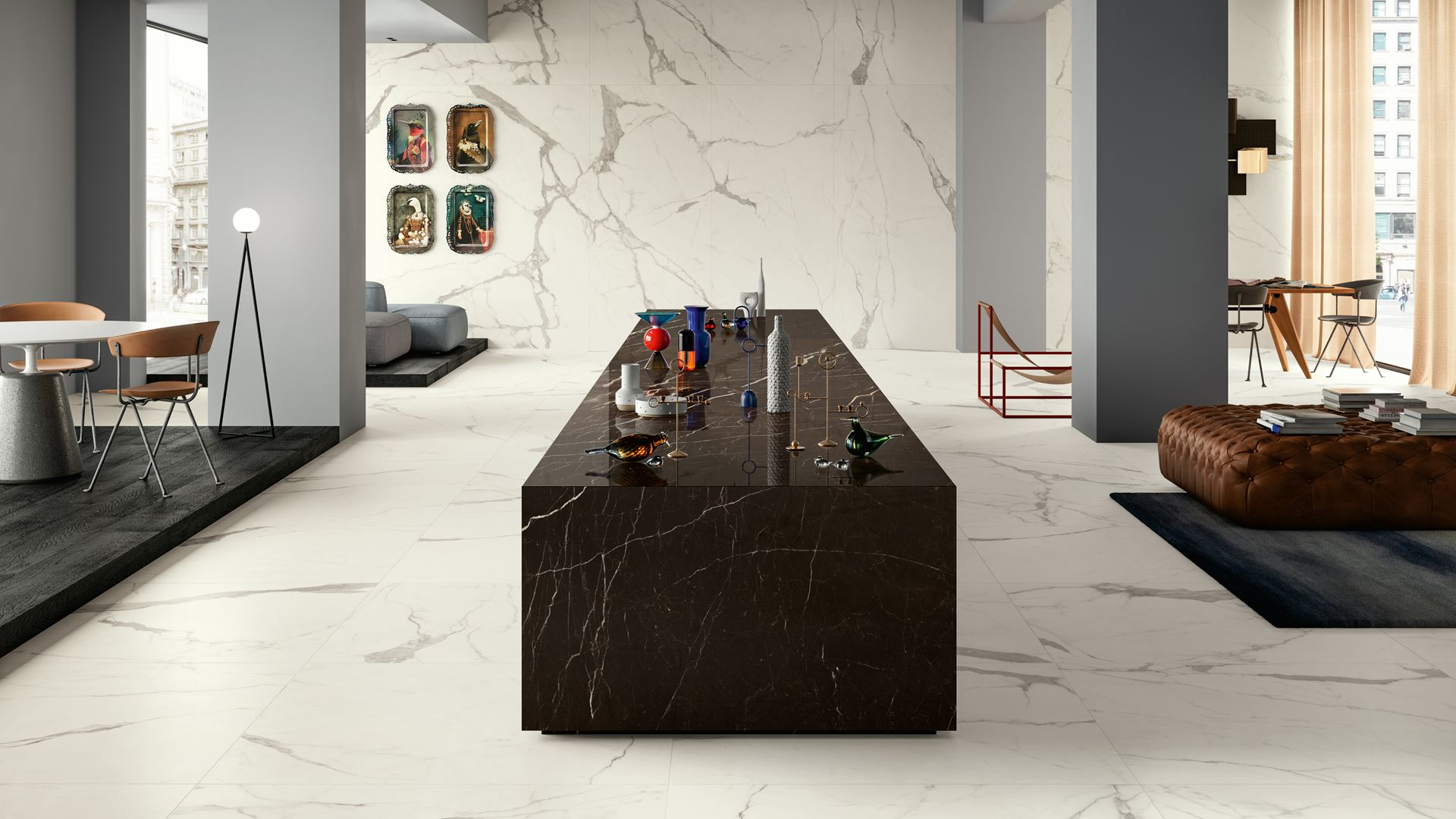 Gres Porcellanato Effetto Marmo Pavimenti Cotto Deste