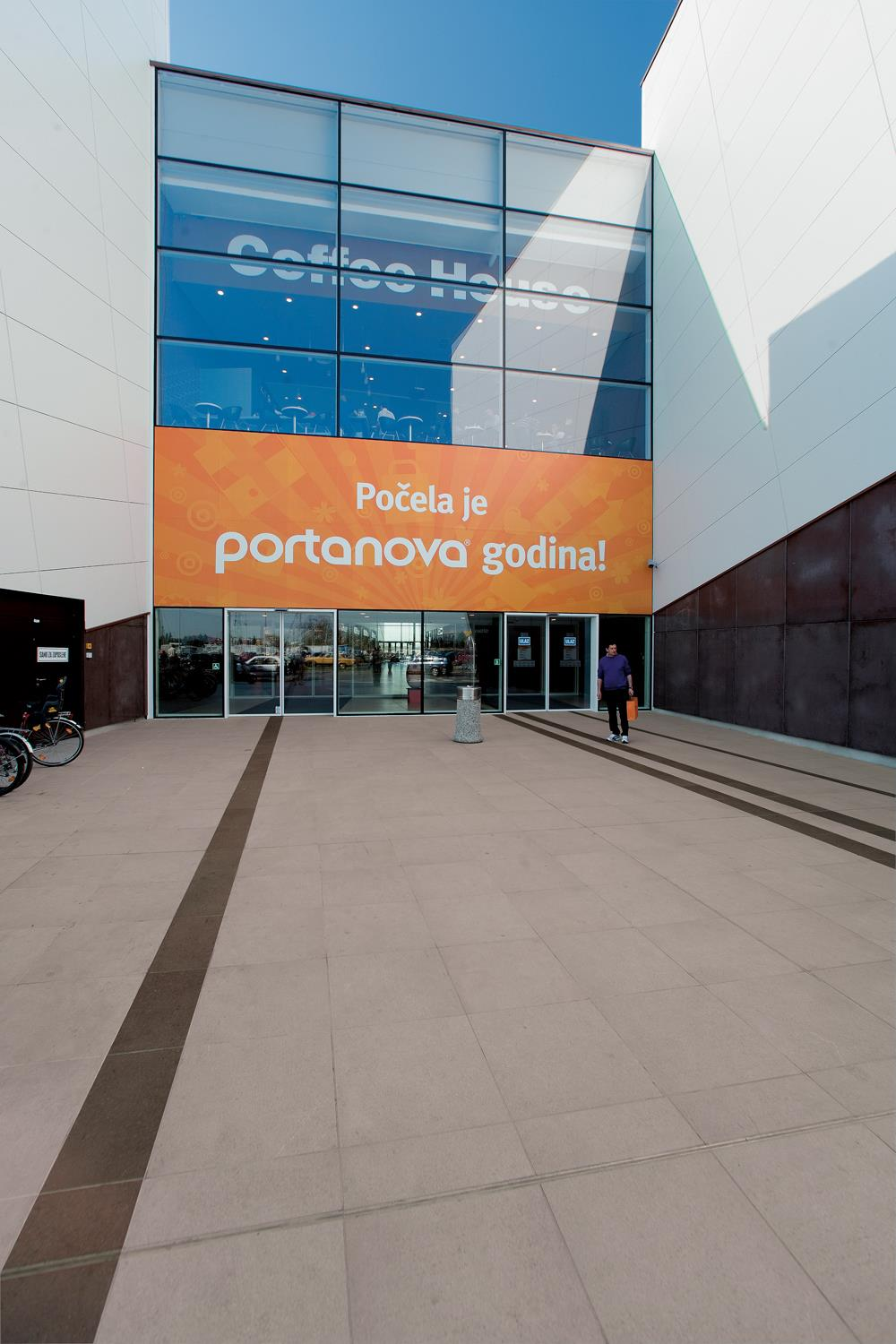 Shopping centre Portanova: Foto 9